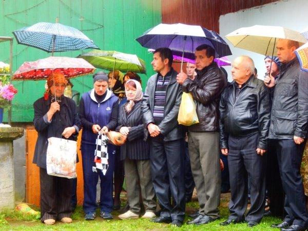 26 вересня Буковина попрощалась із військовим В. Паламарюком (ФОТО) (фото) - фото 1