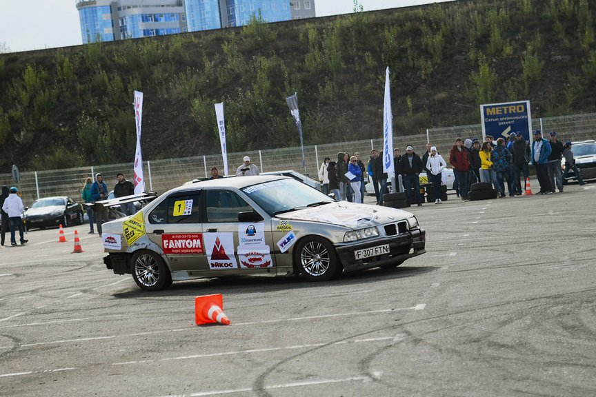 Стали известны имена победителей второго этапа чемпионата по джимхане в Усть-Каменогорске, фото-2