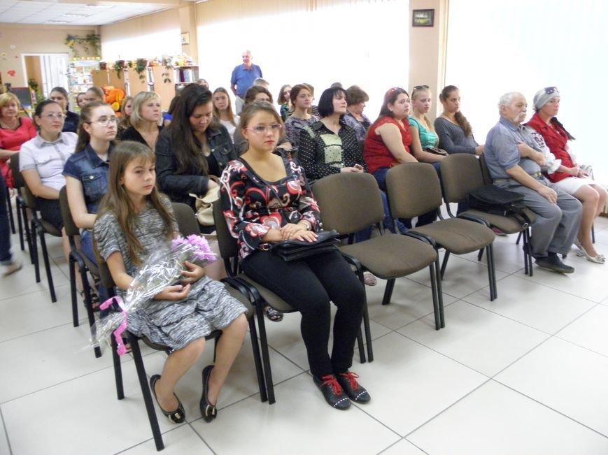 Любовь Якимчук привезла в Краматорск «Абрикосы Донбасса» (фото) - фото 3