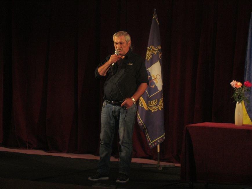 Василий Шкляр презентовал книгу про «Азов» в Мариуполе (ФОТО), фото-2