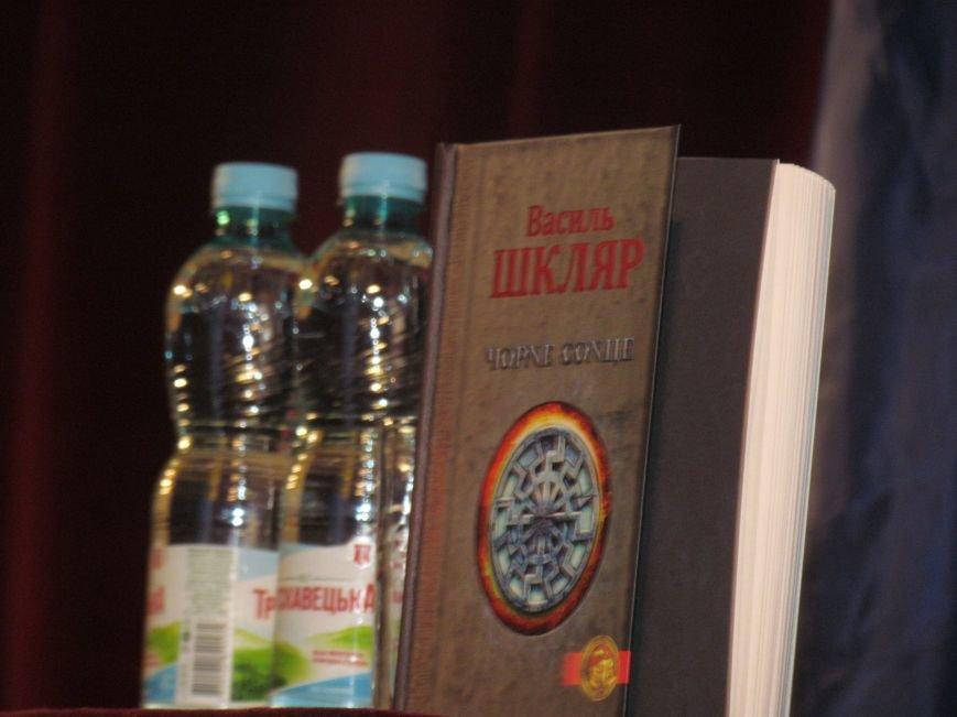 Василий Шкляр презентовал книгу про «Азов» в Мариуполе (ФОТО), фото-4