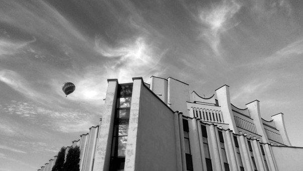 Неделя в Гродно: епископ с Охлобыстиным, игра со светом и уникальный кабриолет (фото) - фото 3