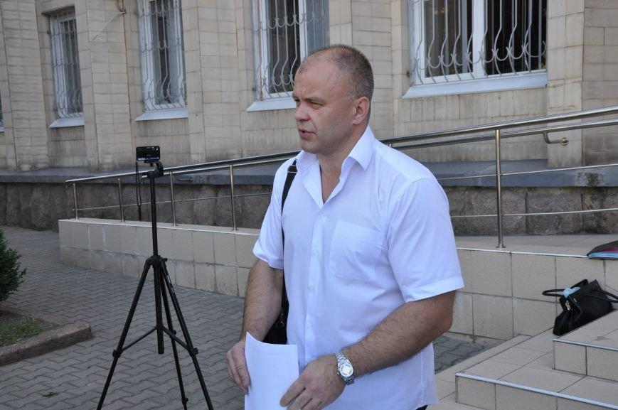 «Общегородское собрание» в Краматорске закончилось приездом милиции (ВИДЕО), фото-2