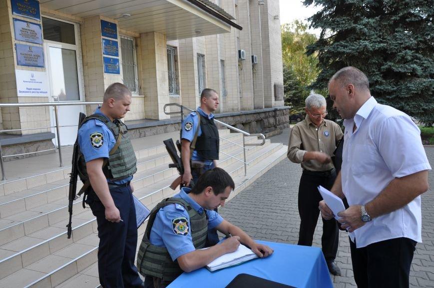 «Общегородское собрание» в Краматорске закончилось приездом милиции (ВИДЕО), фото-6