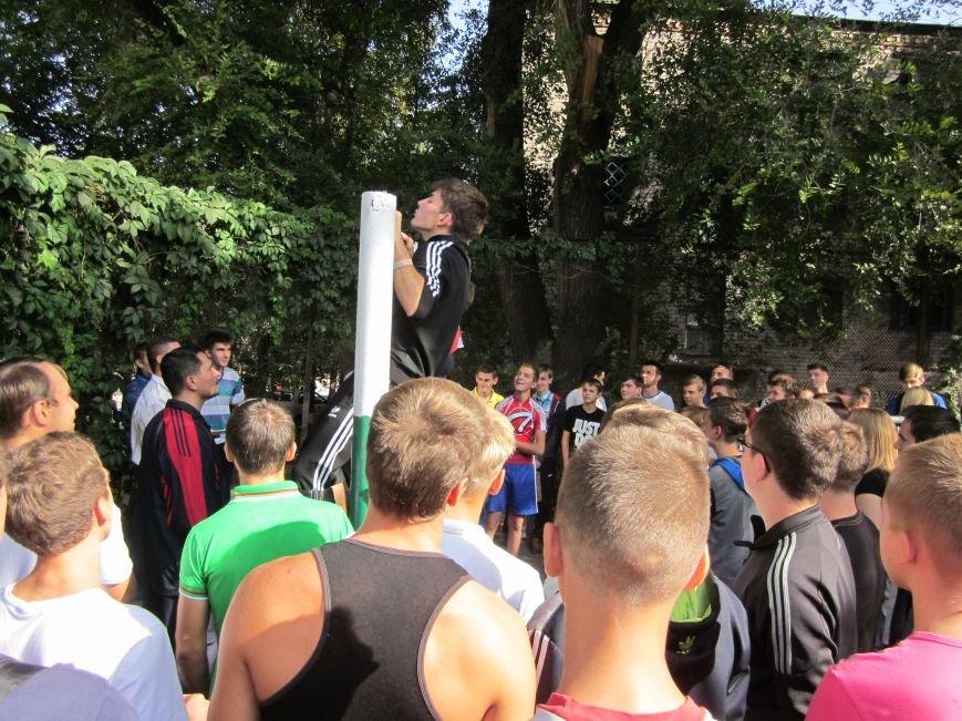 В Днепродзержинском метколледже состоялась спартакиада, фото-9