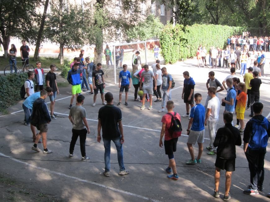 В Днепродзержинском метколледже состоялась спартакиада, фото-18