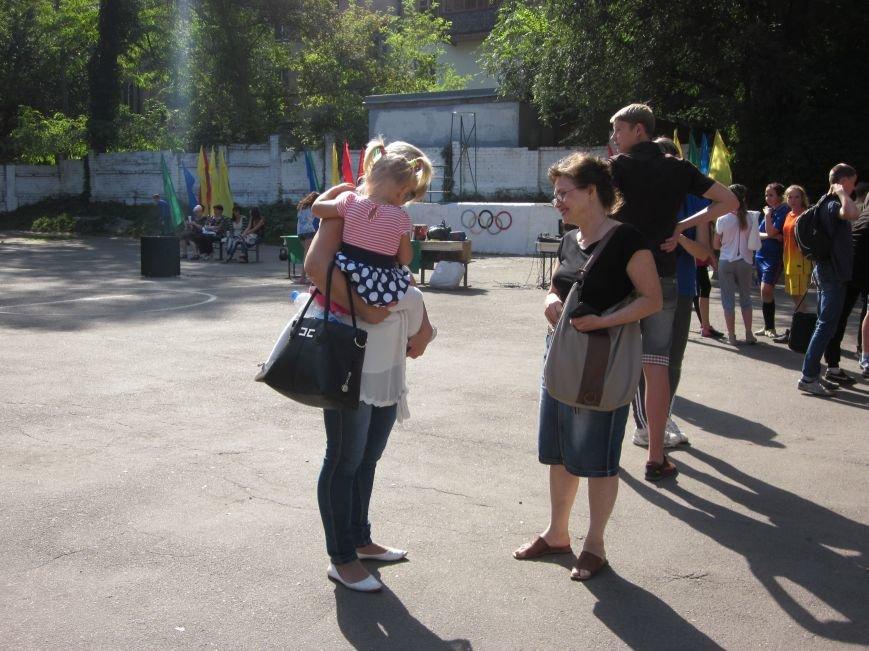 В Днепродзержинском метколледже состоялась спартакиада, фото-23