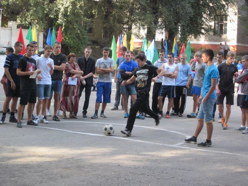 В Днепродзержинском метколледже состоялась спартакиада, фото-13