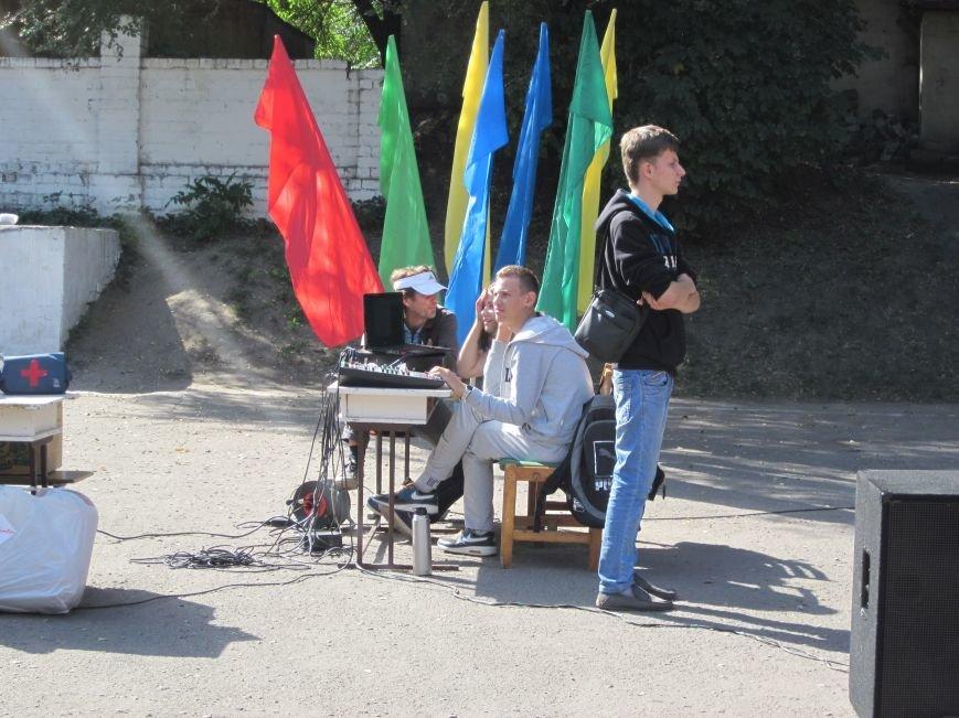 В Днепродзержинском метколледже состоялась спартакиада, фото-24