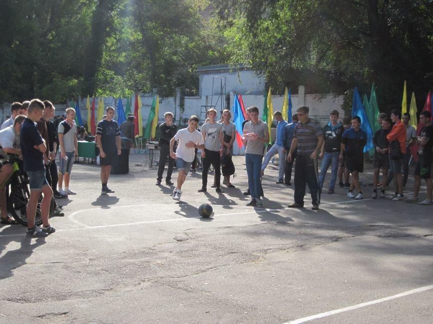 В Днепродзержинском метколледже состоялась спартакиада, фото-16