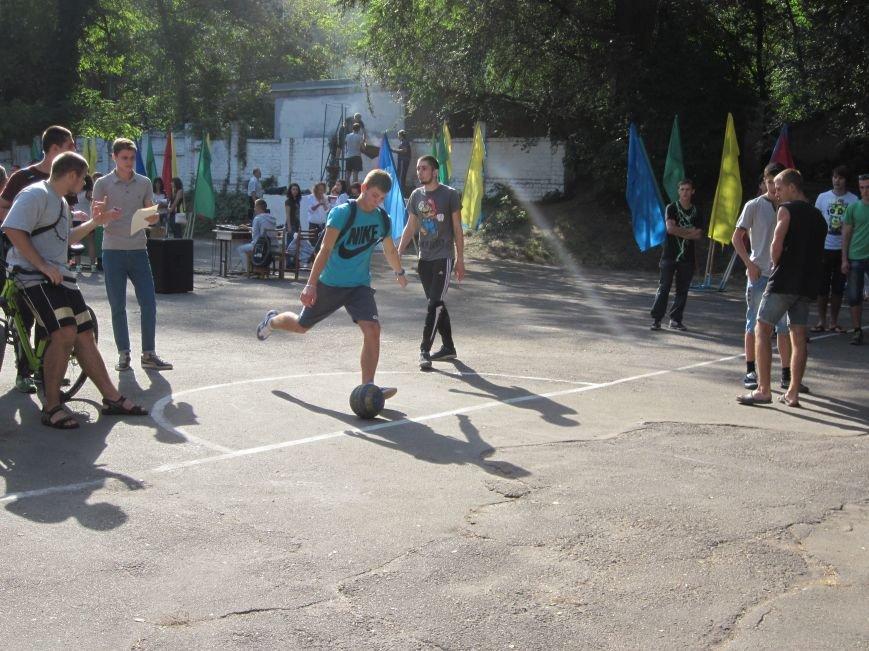 В Днепродзержинском метколледже состоялась спартакиада, фото-6