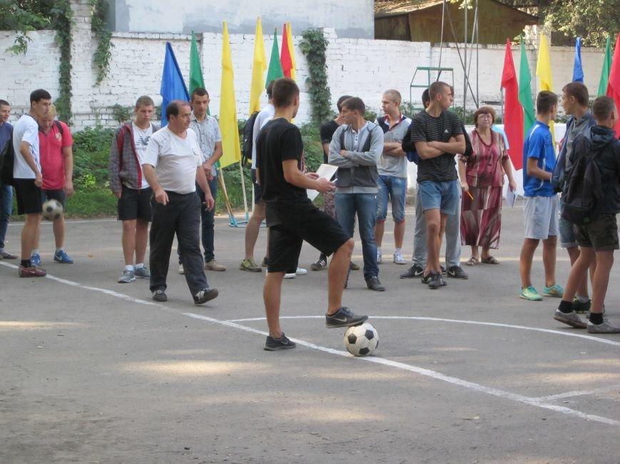 В Днепродзержинском метколледже состоялась спартакиада, фото-7