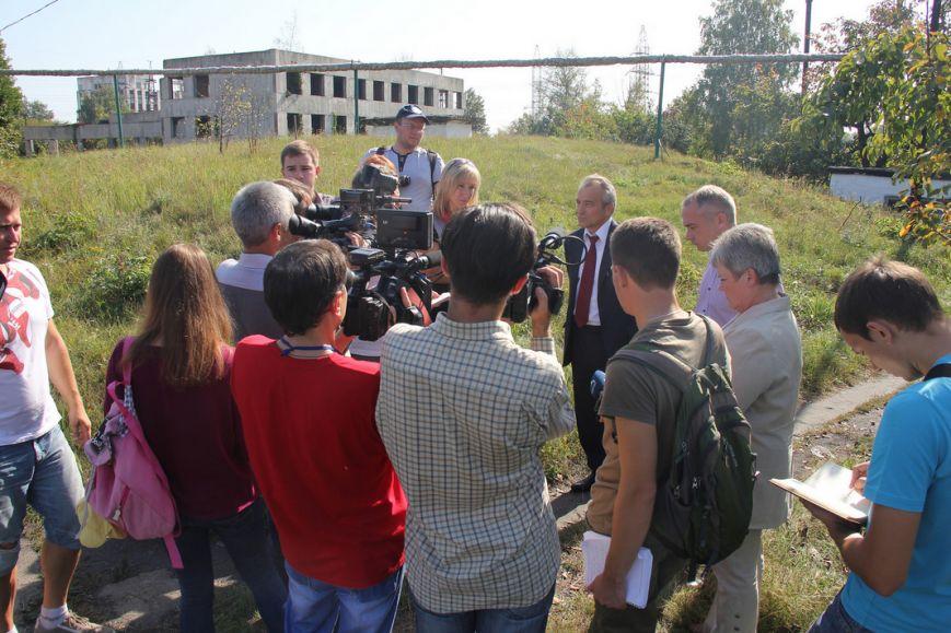 «Сумытеплоэнерго» познакомило СМИ с работой Сумской ТЭЦ (ФОТО) (фото) - фото 1