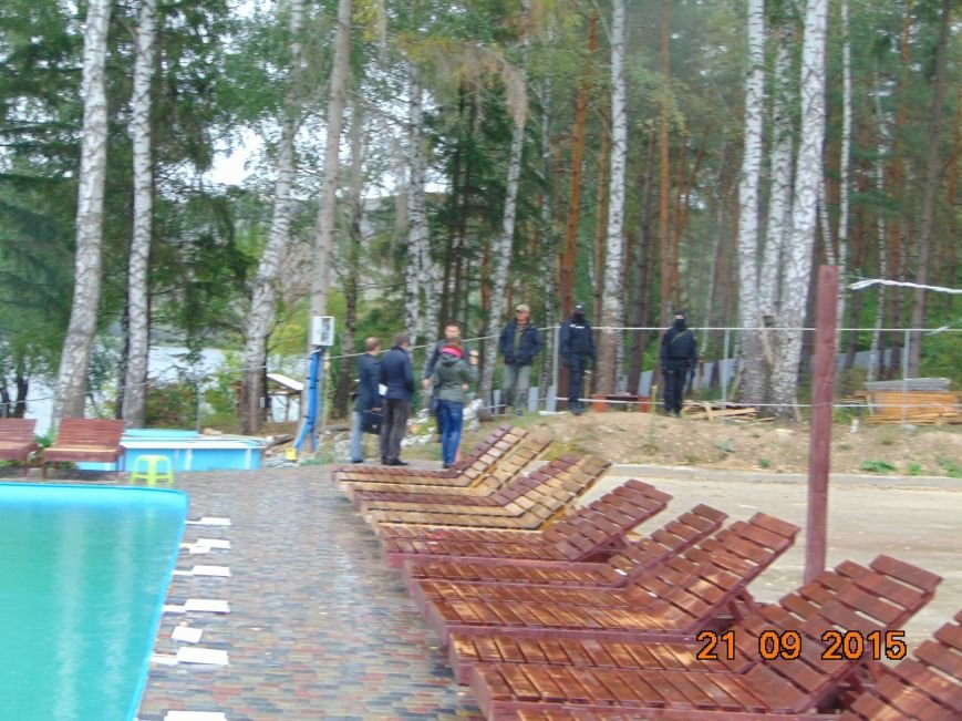 На Тернопільщині у заповіднику «крутелики» будують «нью-Межигір'я», фото-7