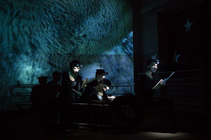 Белгородцы в очередной раз столкнулись с внеземными цивилизациями в театре «Новая сцена-2», фото-8
