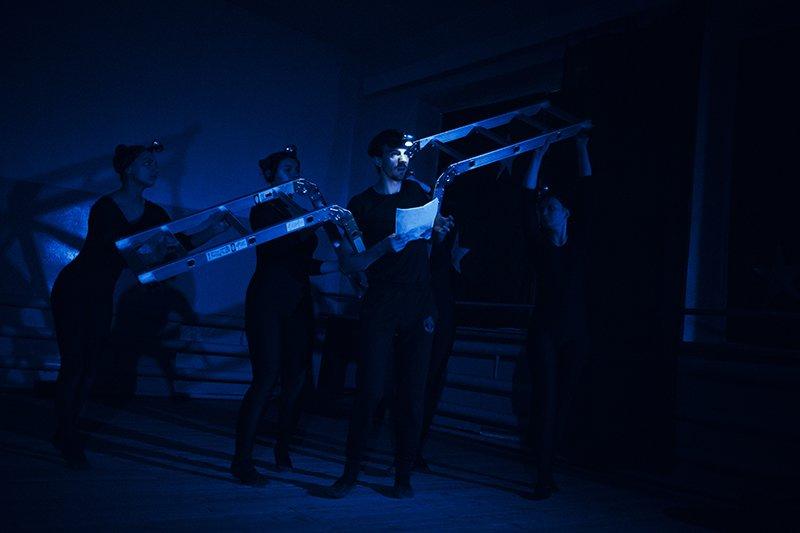 Белгородцы в очередной раз столкнулись с внеземными цивилизациями в театре «Новая сцена-2», фото-2