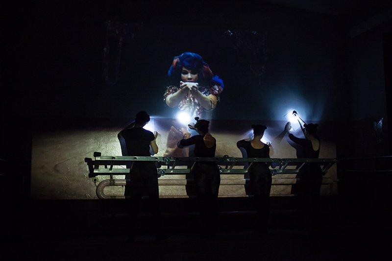 Белгородцы в очередной раз столкнулись с внеземными цивилизациями в театре «Новая сцена-2», фото-6