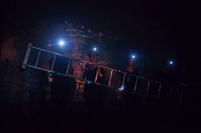 Белгородцы в очередной раз столкнулись с внеземными цивилизациями в театре «Новая сцена-2», фото-1