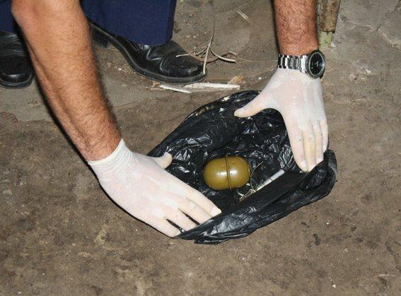Житель Сумщины, отсидевший в луганской тюрьме, привез домой гранату (ФОТО) (фото) - фото 1