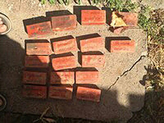 Под Мариуполем задержан убийца, хранивший дома взрывчатку (ФОТО) (фото) - фото 1