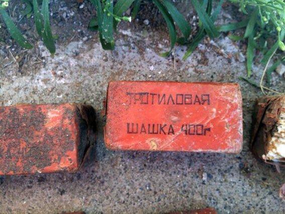 Под Мариуполем задержан убийца, хранивший дома взрывчатку (ФОТО) (фото) - фото 2