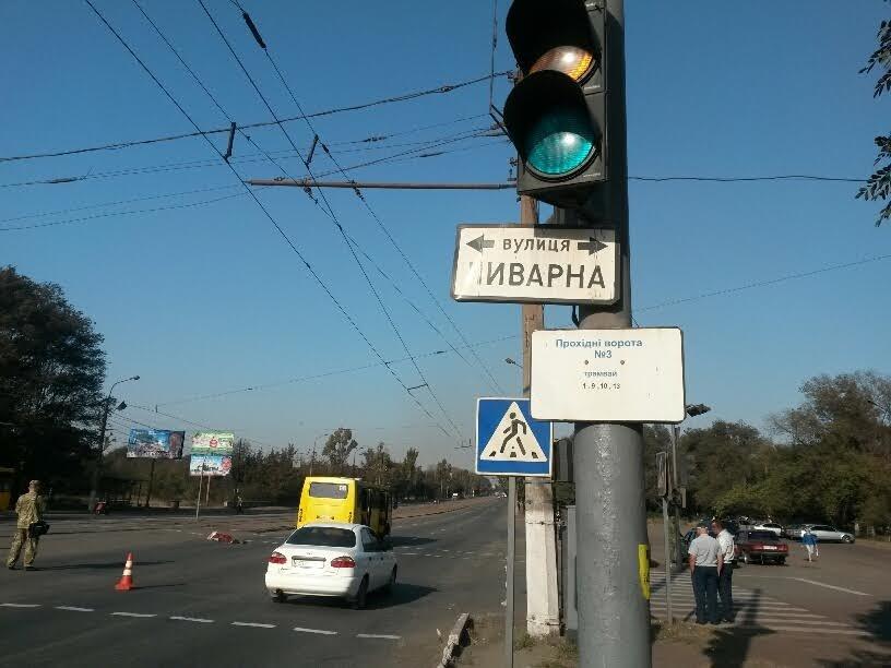 Водитель мариупольской маршрутки сбил насмерть человека на пешеходном переходе (ФОТО+ДОПОЛНЕНО) (фото) - фото 5