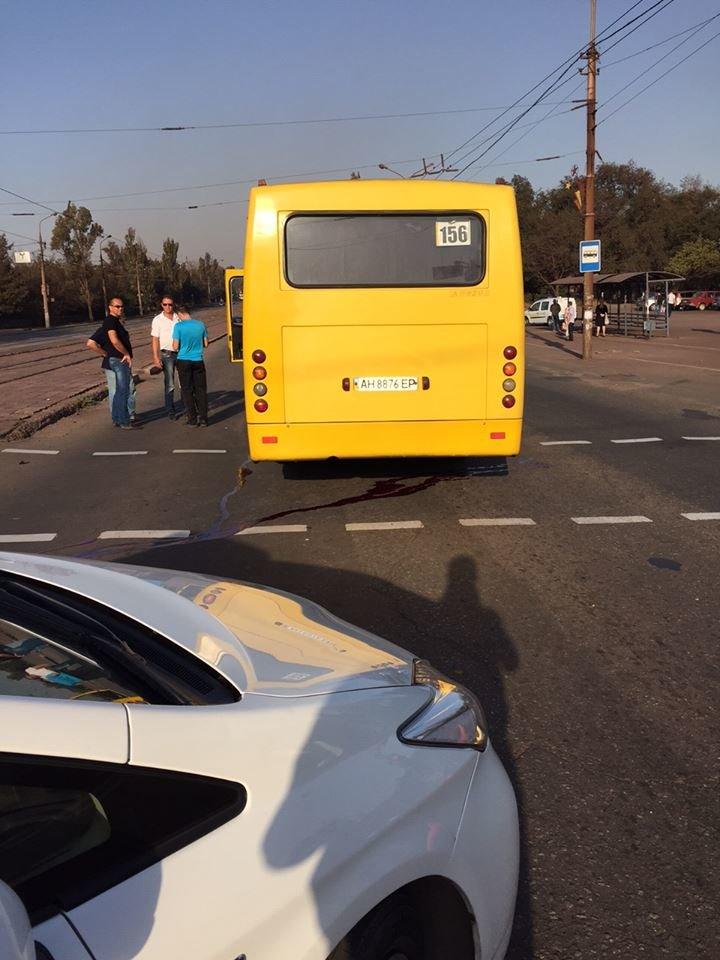 Водитель мариупольской маршрутки сбил насмерть человека на пешеходном переходе (ФОТО+ДОПОЛНЕНО), фото-9