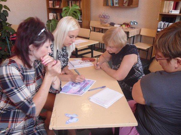 В Енакиевском профессиональном лицее состоялся семинар-практикум для заместителей директоров по УВР, фото-8