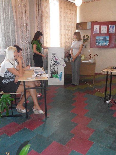В Енакиевском профессиональном лицее состоялся семинар-практикум для заместителей директоров по УВР, фото-5