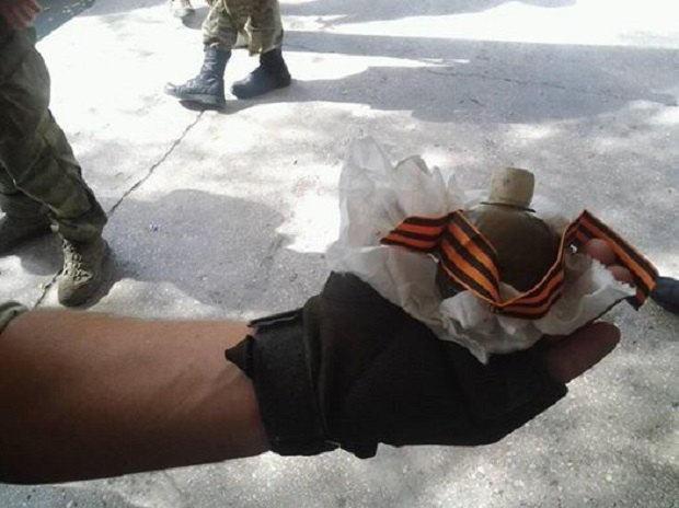 В Донецкой области задержали двух боевиков «Первой славянской бригады» (ФОТО, ВИДЕО) (фото) - фото 1