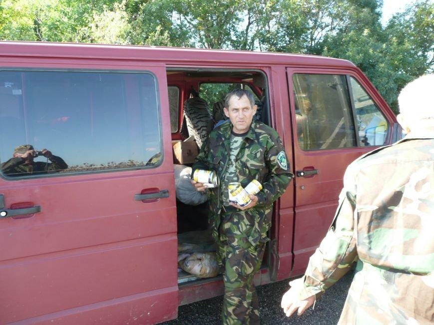 Волонтер Славутича Серг__й Кач__нський