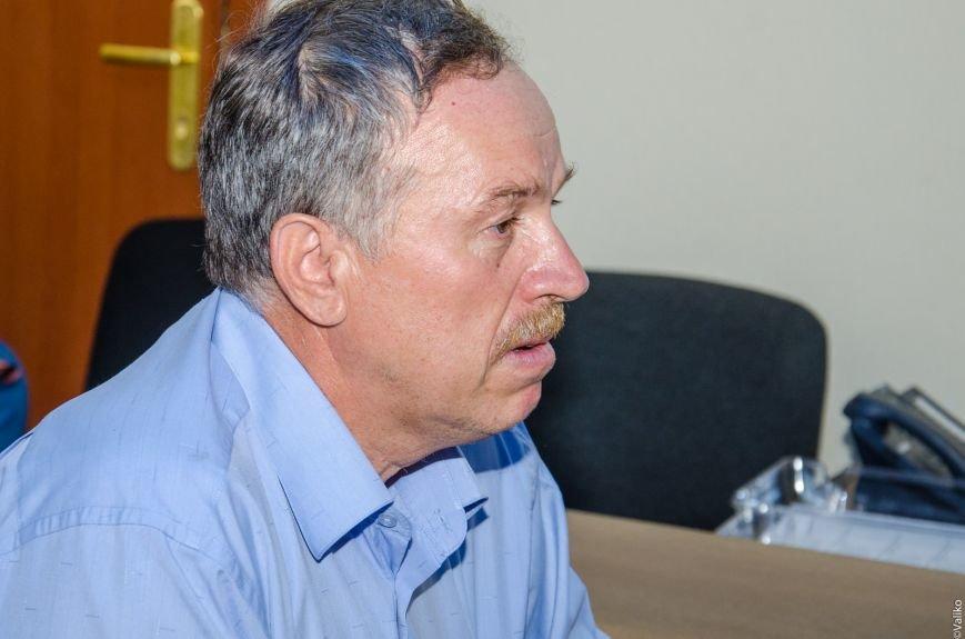 Жители Криворожского района пожаловались Валентину Резниченко на сгнившие водогоны, фото-1