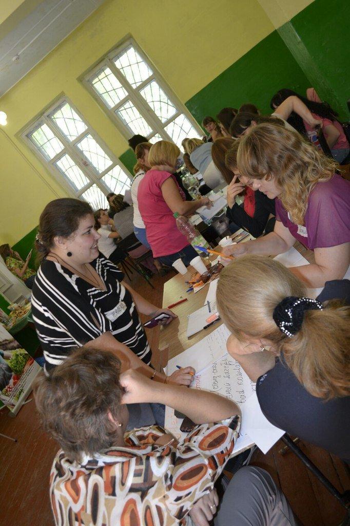 В Доброполье состоялся тренинг в рамках проекта «Новый старт», фото-4