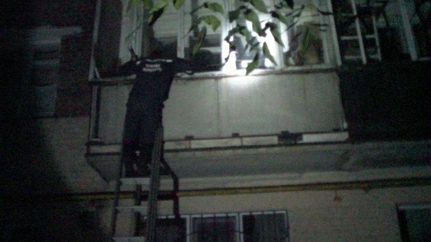 В Конотопі врятували пенсіонерку, зачинену у власній квартирі, фото-1