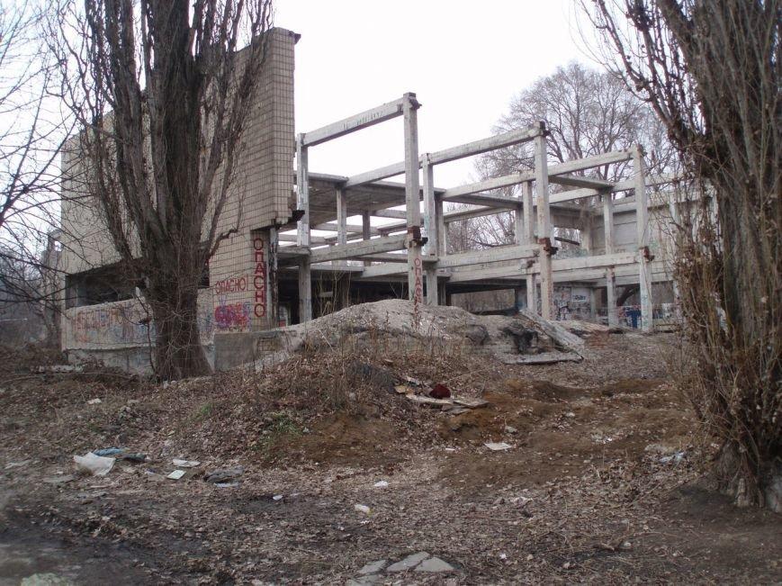 Криворожанин: В нашем городе есть места, которые выглядят как Припять (ФОТО) (фото) - фото 1