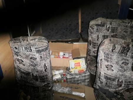 До «ЛНР» не доехали сотни мобильных телефонов (ФОТО) (фото) - фото 1