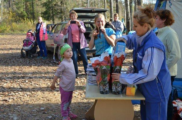 Эжвинские семьи соревновались на полосе препятствий (фото) - фото 1