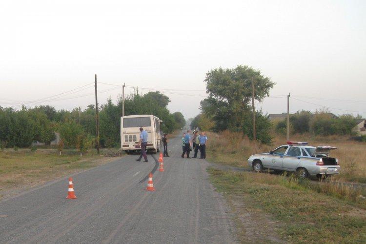 На Днепропетровщине в ДТП погиб ребенок и еще один травмировался, фото-1