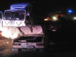 В Артемовском районе в результате ДТП погиб мужчина (фото) - фото 1