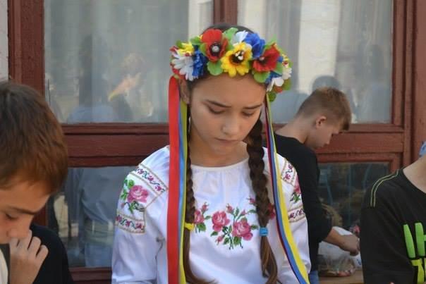 В криворожской школе семиклассники выиграли конкурс на лучший каравай (ФОТО), фото-2