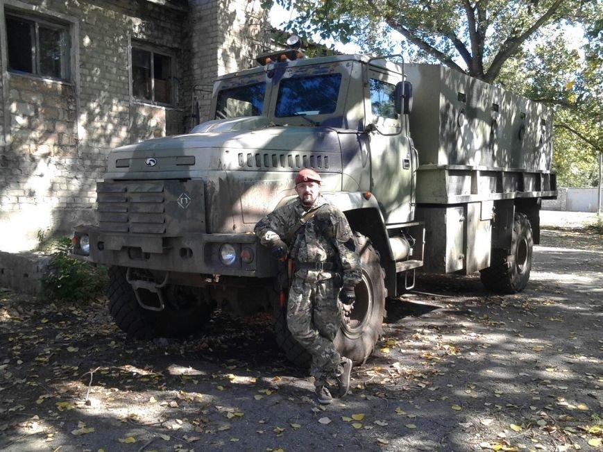 У боевиков «ЛНР» нашли украинскую «крепость на колесах» (ФОТО) (фото) - фото 1