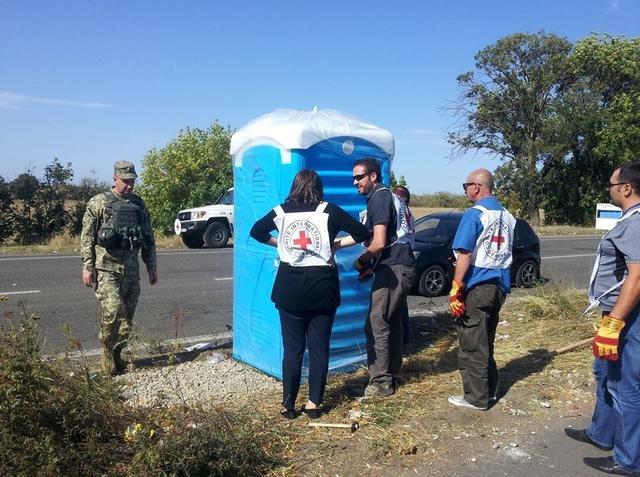 В Донецкой области начата маркировка заминированных участков (фото) - фото 3