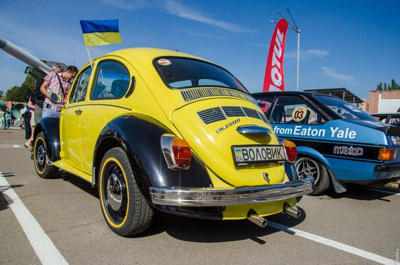 В Днепропетровской области прошла выставка ретроавтомобилей (фото) - фото 5