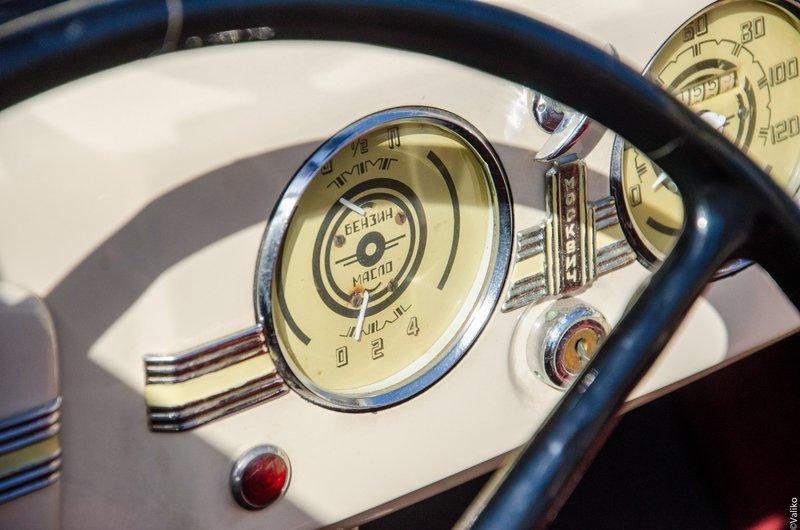 В Днепропетровской области прошла выставка ретроавтомобилей (фото) - фото 3