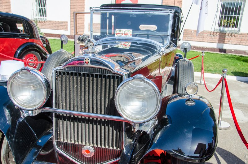 В Днепропетровской области прошла выставка ретроавтомобилей (фото) - фото 6