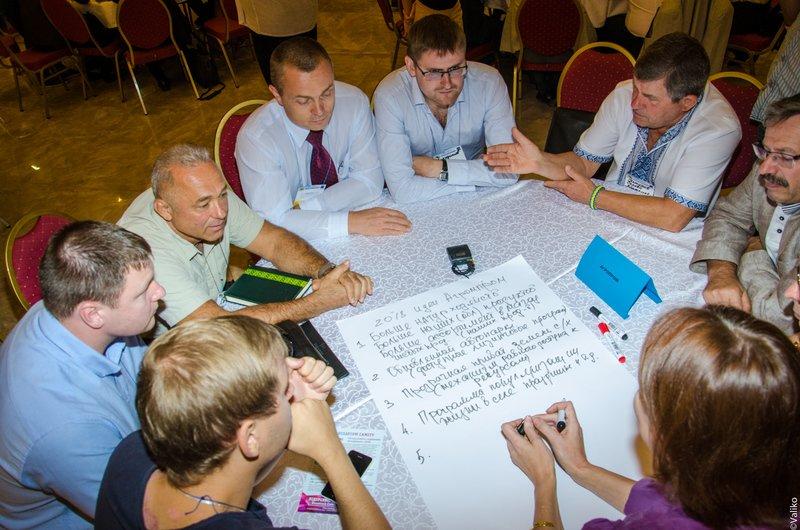На Днепропетровщине прошла Стратегическая сессия (ФОТОРЕПОРТАЖ) (фото) - фото 5