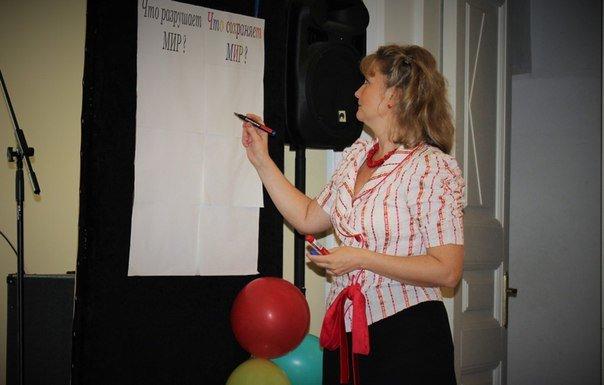 Детский праздник «Нам нужен мир» был организован и проведен в Павловске 21 сентября (фото) - фото 2