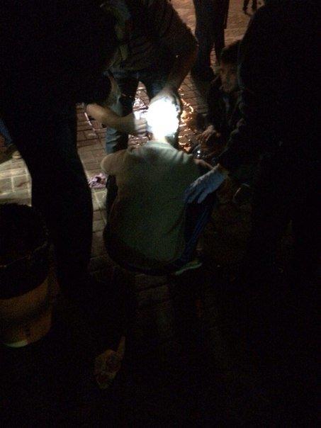В Киеве на Южном Ж/Д вокзале прогремел взрыв, есть пострадавшие (ФОТО) (фото) - фото 1