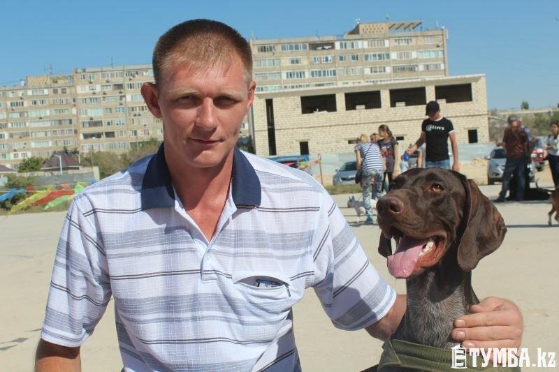 Выставка собак прошла в Актау (фото) (фото) - фото 3