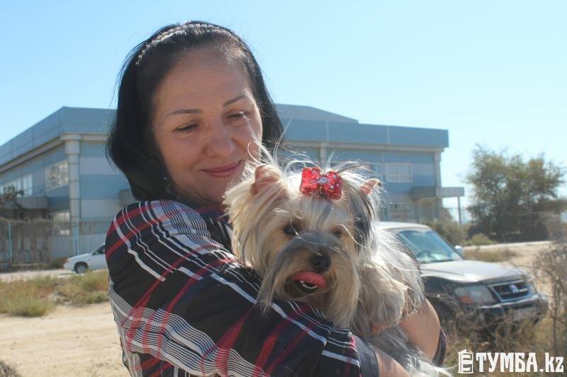 Выставка собак прошла в Актау (фото) (фото) - фото 5